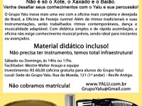 Grupo Yalu - Oficina de Festejo Junino - São João